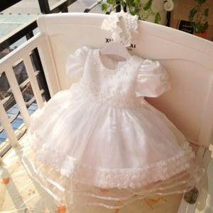 Designer-flower-girl-gowns-White-baptism-christening-party-festas-birthday-dress-for-newborn-fantasia-infantil-baby