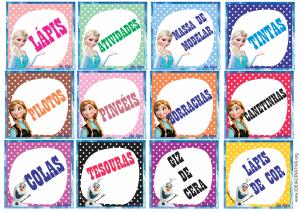 etiqueta-para-organziar-material-escolar-anna-elsa-olaf-frozen-filme