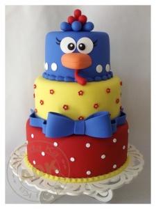 bolo-decorado-galinha-pintadinha