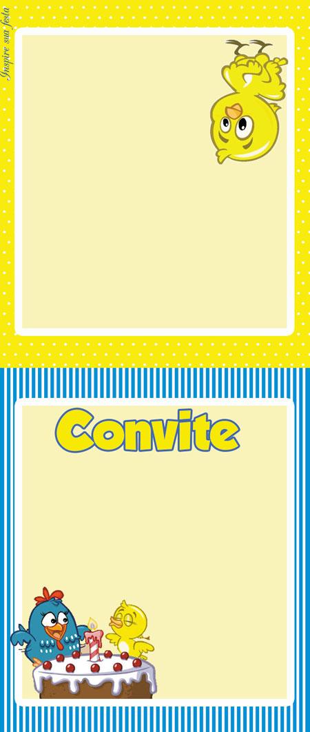 decoracao galinha pintadinha azul e amarelo: completa para festa. Divirtam-se e só baixar, imprimir e recortar