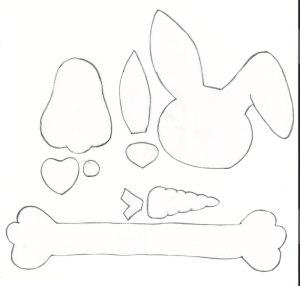 Modelos-de-lembrancinhas-de-páscoa-fáceis-de-fazer-molde-coelhinho-ou-coelhinha
