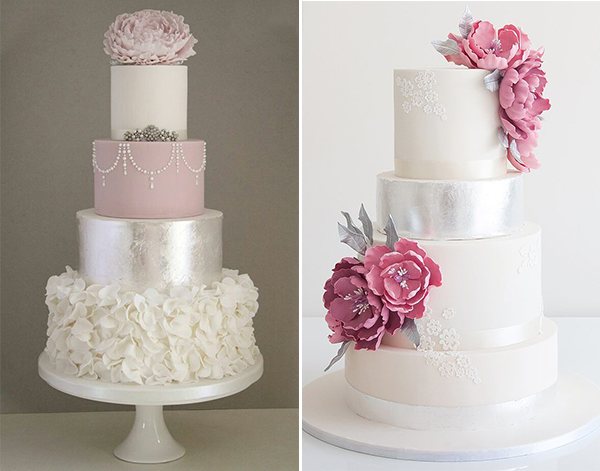 bolo-de-casamento-rosa-e-prata