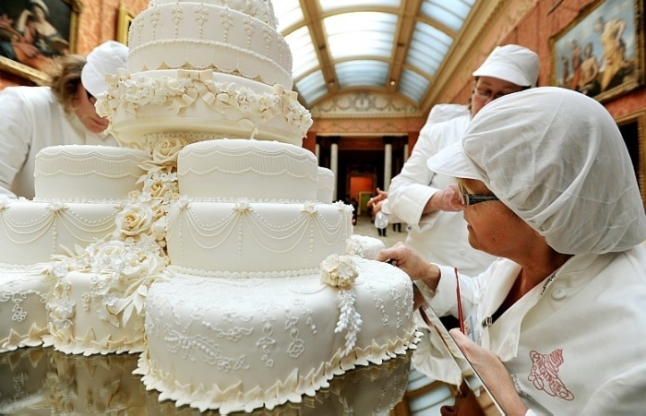 bolo de festa casamento estilos 7