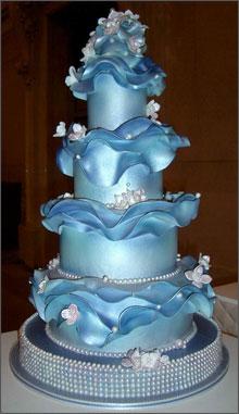 bolo-decorado-casamento-azul