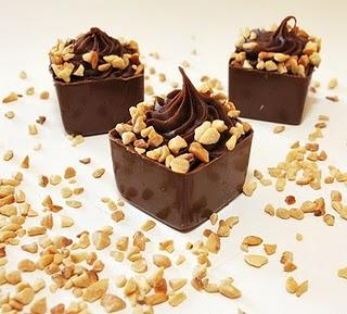 caixeta de chocolate
