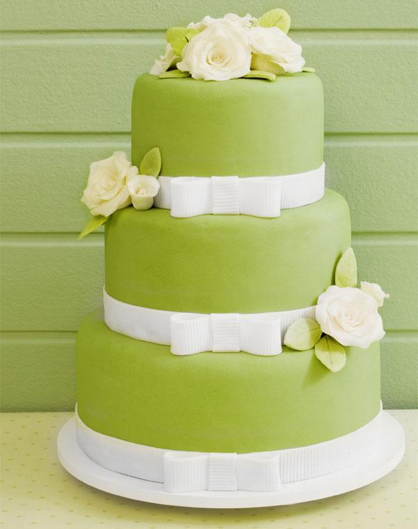 casamento-bolo-verde-e-branco