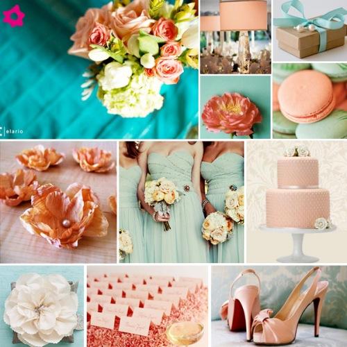 decoracao-casamento-pessego-azul-turquesa1