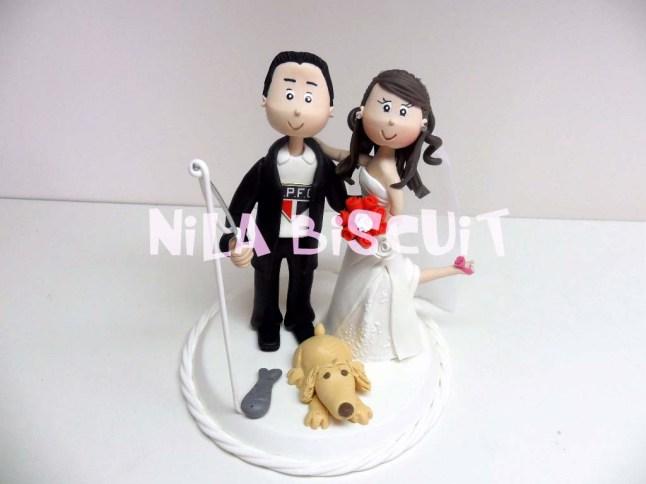 Bonecos-do-bolo-de-casamento-com-noivo-pescando