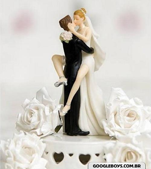 bonequinhos para bolo de casamento 12