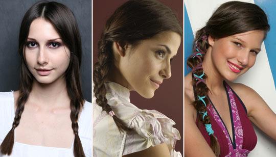 penteados para festa junina 2