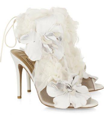 Sapato-florido