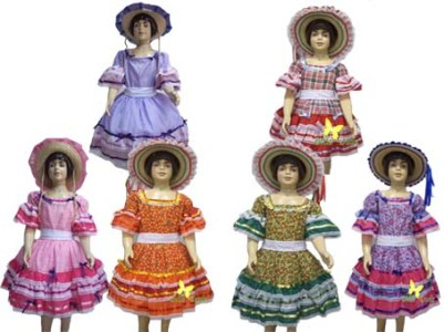 Vestidos-de-festa-junina