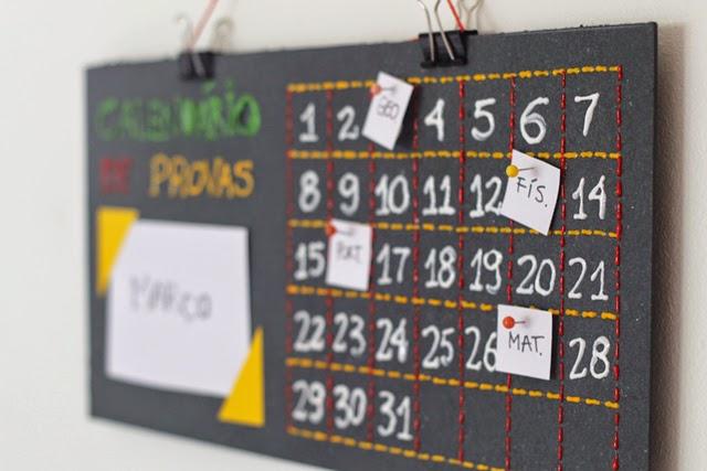 calendário blog