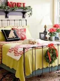decoração-de-natal-quarto